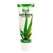 Organic Aloe Toothpaste - Flouride Free