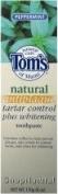 Toothpaste, Antiplaque Tartar Control Plus Whitening, Peppermint, 180ml