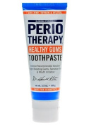 Dr. Katz Perio Therapy Gum Care, Gel, Toothpaste, Maximum Strength Clinical Formula , 100ml Tube