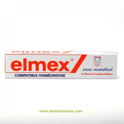 Elmex Homoeopathy Compatible Mint-Free Toothpaste 75ml