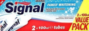 SIGNAL TOOTHPASTE PROTECTION 2X100 ML VALUE PACK - 2X100 ML