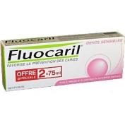 Fluocaril Sensitive Teeth 2x75ml
