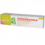 Jason PowerSmile Enzyme Brightening Gel Natural Toothpaste - 120ml Jason PowerSmile Enzyme Brighte