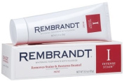 Rembrandt Intense Stain Whitening Toothpaste With Fluoride-3 oz