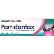 Parodontax Sodium Bicarbonate & Herbs Herbal Gum & Teeth Strengthening 90 Grammes
