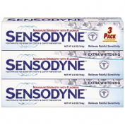 SCS Sensodyne® Extra Whitening Toothpaste - 3/190ml