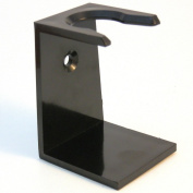 Ebony Shaving Brush Drip Stand