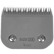 Size 0000 Blade for Oster Classic 76 Clippers