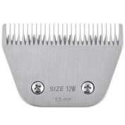 Size 10 WIDE clipper blade fits Oster A5 clippers & more