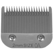 Size OA clipper blade fits Oster Classic 76
