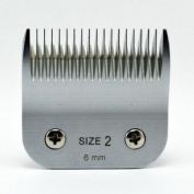 Size 2 Ceramic Detachable Clipper Blade