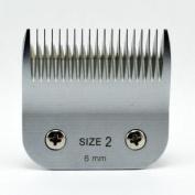 Size 2 Ceramic Detachable Clipper Blade