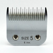 Size 5 Ceramic Detachable Clipper Blade.