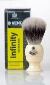 Kent Infinity Silvertex Shaving Brush