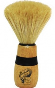 Shaving Factory SF954 Hand Made Round Neck Brush for Barbers and Hair Salons