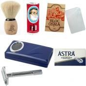 Shaving Factory Shaving Set with Shaving Factory Great Gift Set-2