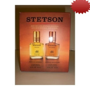 Stetson Original and Stetson Rich Suede 2pc Set