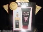 ENGLISH LEATHER BLACK GIFT SET