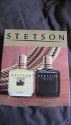 Stetson After Shave Gift Set--Stetson and Stetson Black