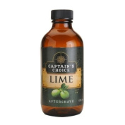 Captain's Choice Lime Aftershave 120ml after shave