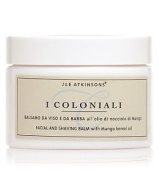 Facial and Shaving Balm with Mango Kernel Oil 100 ml by I Coloniali