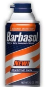 BARBASOL SENSITIVE SKIN