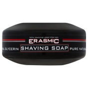 Erasmic Shaving Soap and Plastic Bowl