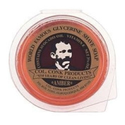 Col. Ichabod Conk Amber Glycerine Shave Soap 110ml shave soap