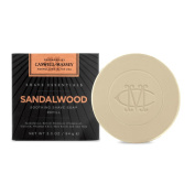 Caswell Massey Sandalwood Shave Soap Refill