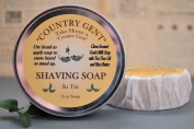 """Country Gent""® Goat Milk Shaving Soap in a Tin"