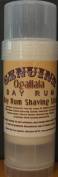 Two (2) Genuine Ogallala Bay Rum Bay, Regular scent rum shaving sticks. This is a version of our popular Genuine Ogallala Bay Rum Shaving Soap in Shaving Stick form.