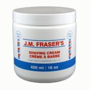 J.M. Fraser's Shaving Cream