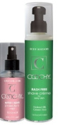 Coochy Shave Cream Green Tea (16 oz) plus After Shaving Protection Mist