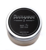 The Gentlemens Refinery Black Ice Shave Cream