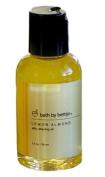 Bath By Bettijo Silky Shaving Oil, Lemon Almond, 60ml Bottle
