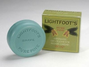 Lightfoot's Classic Pine British Creme Shave Shaving Soap Men