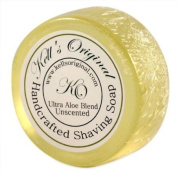 Unscented Shaving Cake shave soap by Kell's Original