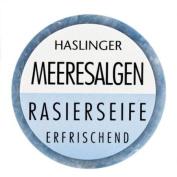 Haslinger Sea Algae Shave Soap 60g shave soap
