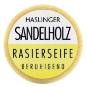 Sandalwood Shaving Soap 60g shave soap by Haslinger