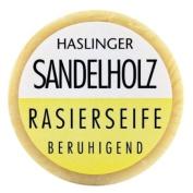 Sandalwood Shaving Soap 60g shave soap by Haslinger
