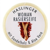 Women`s Shave Soap 60g shave soap by Haslinger
