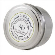 Vanilla Bean Shave Soap Tin 120ml shave soap by Kell's Original