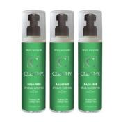 Coochy Body Shave Cream - Green Tea 3 Bottles 470ml