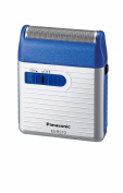 Panasonic Men's Shaver for Traveller ES-RS10-A Blue | DC3V (2 x AA Alkaline)