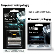 Braun Series 5 Combi 51s Foil And Cutter Replacement Pack