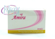 THE REAL AMIRA MAGIC SOAP SKIN WHITENING with ALPHA ARBUTIN 135G