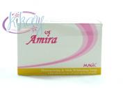 THE REAL AMIRA MAGIC SOAP SKIN WHITENING with ALPHA ARBUTIN 135G