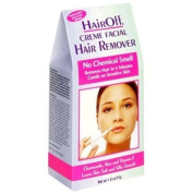 Hair Off Facial Hair Remover Creme -- 50ml