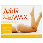 Nads Natural Warm Wax 170g