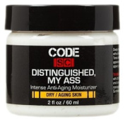 Code Sc Distinguished, My Ass Intense Anti-ageing Moisturiser, 60ml